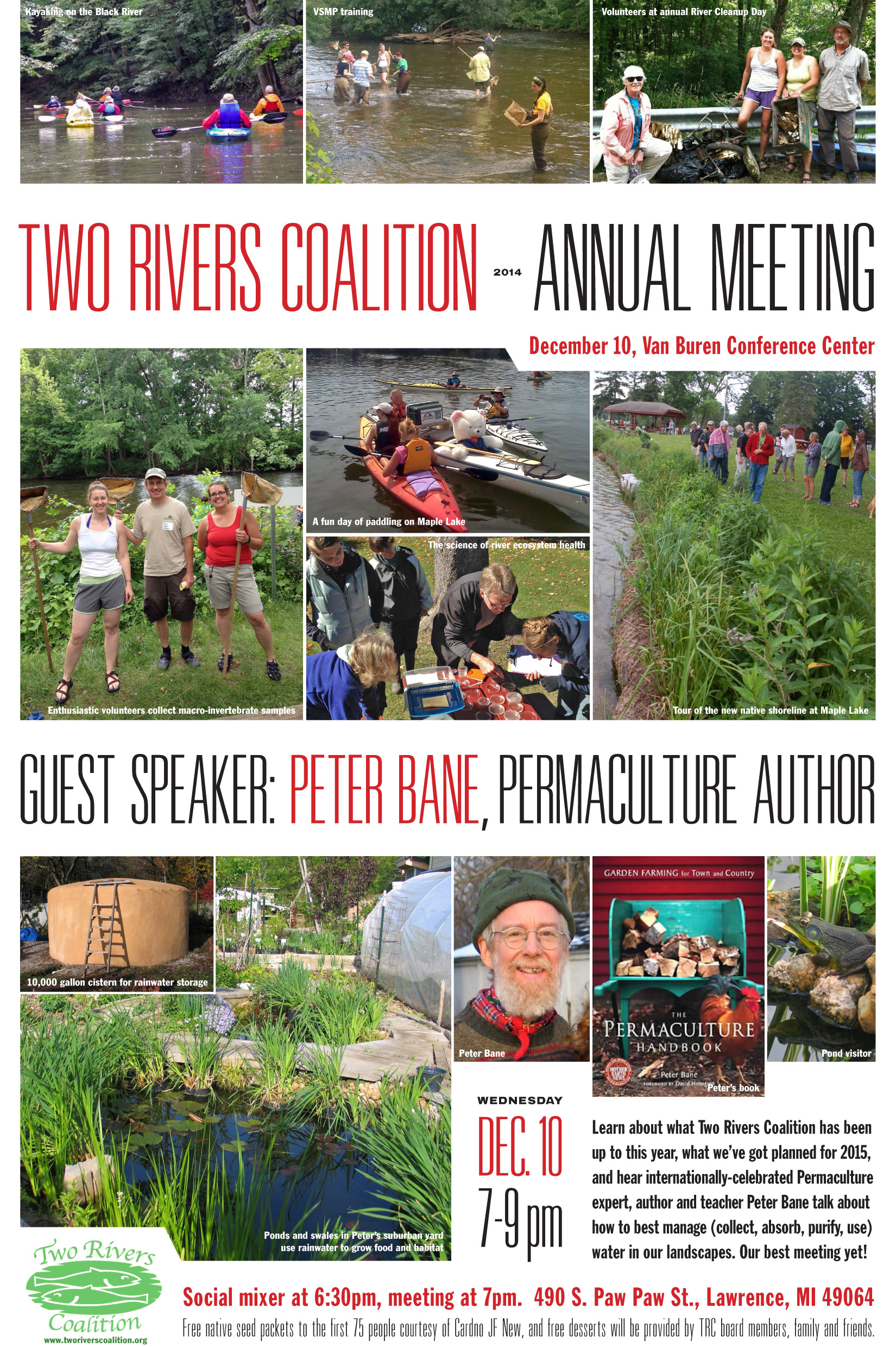 2RC Annual Meeting Poster 2014