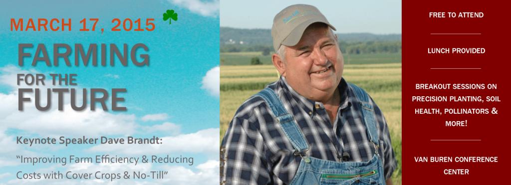Farming for the Future 2015