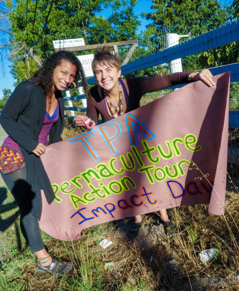 Permaculture Action Tour