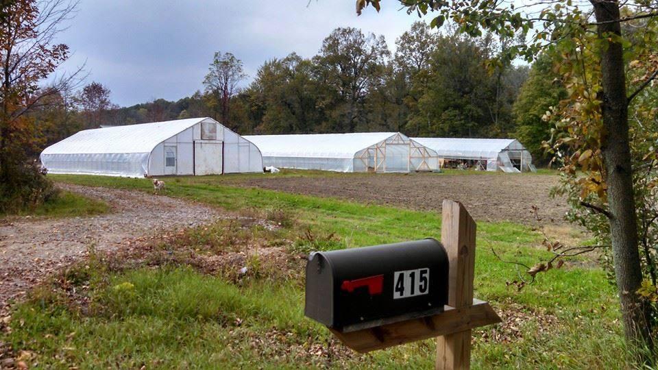 EarthSmith Farm Greenhouses