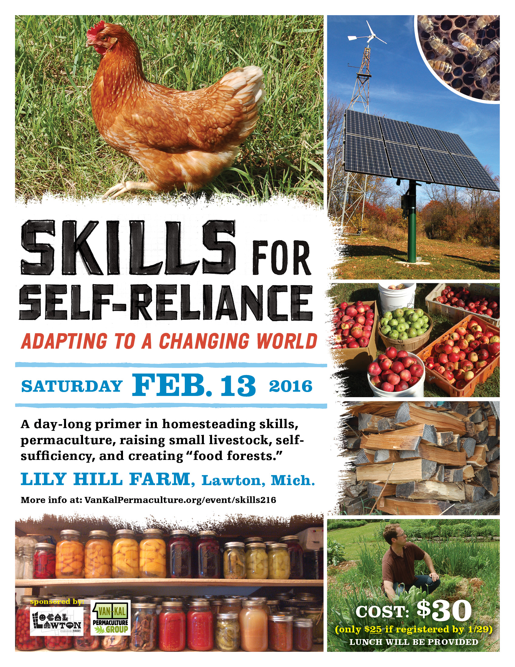 Skills for Self-Reliance